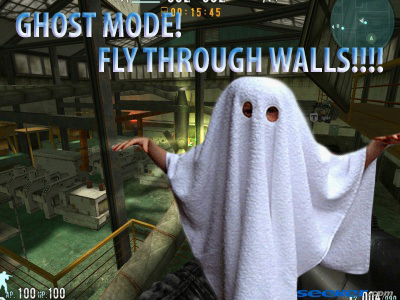ca ghostme77 Combat Arms Hacks Introduces Ghost Mode