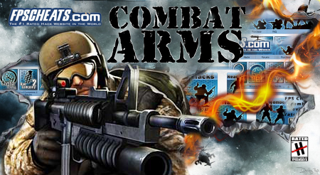 Combat Arms Hacks by FPSCHEATS.com