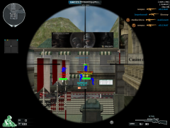 scf 6 Crossfire Aimbot Features Updated