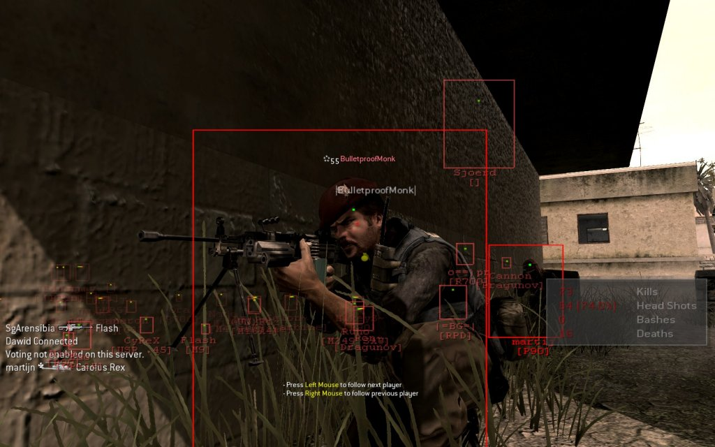call of duty 4 free cheats undetected wallhack cod4 cheat hack aimbot. Our COD4 Cheats feature over