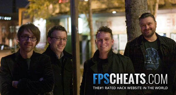 FPSCheats Team Picture